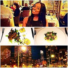 📸 Of me: 🍽 Dinner & drinks at George Restaurant 🍷📍Toronto, Ontario This was recommended to me, and my honest opinion? It didn't match the hype.. but the ambiance was beautiful ✨ . . . . . . . . #toronto #love #european #fashion #fitness #beauty #luxury #nomad #vagabond #travel #lifestyle #adventure #nature #photography #travelling #beautiful #french #spanish #artist #thailand #japan #model #swirl #followtrain #asian #travelgram #followme #follow4follow #followforfollow #food