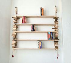 DIY Bookshelf: DIY Bookshelf