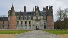 Château de Maintenon. Centre