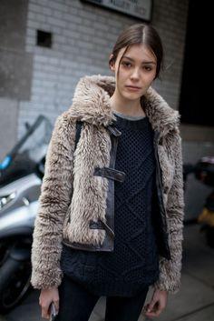 They Are Wearing: London Fashion Week Fall 2015 - Slideshow - WWD.com