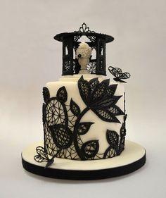the pavilion - by kelvin chua @ CakesDecor.com - cake decorating website