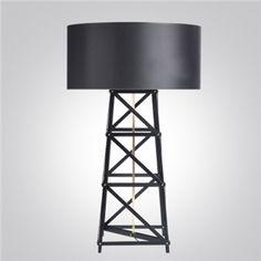 Design Tischleuchte Treppen Design