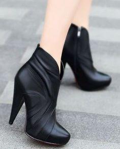 Stylish Tulip High Heel Boots on Luulla High Heel Boots, Heeled Boots, Bootie Boots, Shoe Boots, Ankle Boots, Shoes Heels, Pumps, Women's Flats, Sexy Heels