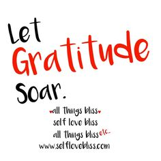 Let #Gratitude Soar. From my home to yours, may you be filled with #Love #Joy, #Peace and #Bliss. I'm so very #GRATEFUL for your follows, Likes and comments on #pinterest and throughout Social Media. #Blessings to you not only today, but each and every day!!! xoxojac♥ ♥all things bliss♥ All things bliss etc #selflovebliss