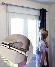 12 meilleures images du tableau rail rideau bedrooms blinds et cafe curtain rods