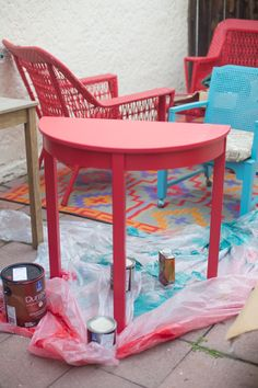 Sherwin Williams positive red