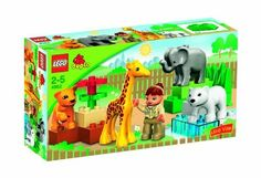 18-Piece Set Includes Animals, Zoo Keeper, And Large Building Bricks - DUPLO LEGO Ville Baby Zoo V70 (4962) Duplo http://www.amazon.com/dp/B00A8PWQCW/ref=cm_sw_r_pi_dp_e491vb0KRN264