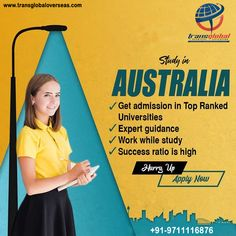 Australia Visa, Immigration Canada, Moving To Canada, Overseas Education, Ielts, Social Media Graphics, Study Abroad, Facebook Sign Up, Education Consultant
