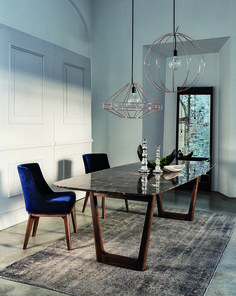 dining table and dining chair OPERA
