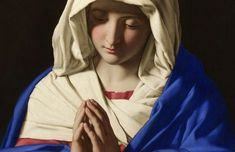 """We're supposed to pray. In fact the New Testament says we're supposed to """"pray without ceasing. Mama Mary, Daughters Of The King, Papa Francisco, Power Of Prayer, Blessed Mother, Pope Francis, Mother Mary, Popular Culture, Virgin Mary"""
