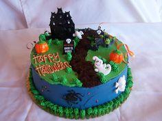 halloween  cakes | Halloween Cakes!