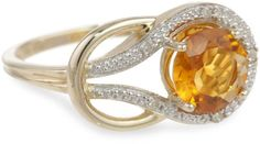 10k Yellow Gold Round Citrine and Diamond Ring (0.03 cttw, I Color, I2 Clarity), Size 5 Amazon Curated Collection,http://www.amazon.com/dp/B0031RGHUG/ref=cm_sw_r_pi_dp_ab4jtb0B83XS2X83