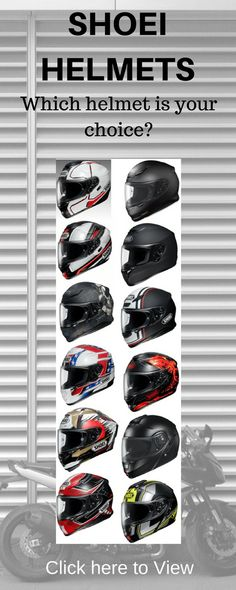 Home - Motorcyclists - Safety & Safety Gear! Shoei Motorcycle Helmets, Shoei Helmets, Cool Things To Buy, Stuff To Buy, Christmas Shopping, Bicycle Helmet, Sport, Me Too Shoes, Deporte