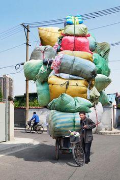 Alain Delorme Overloaded Bikes Totem 3