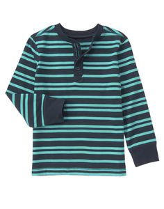 Henley Long Sleeve Tee at Crazy 8