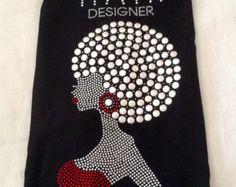 Hair Designer Apron by TotallyTanks on Etsy