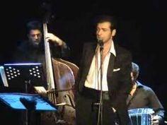Yamil Le Parc. From Paris to Buenos Aires, tangos. Son of Julio Le Parc, a dear friend of mine and mon professeur de francais :)