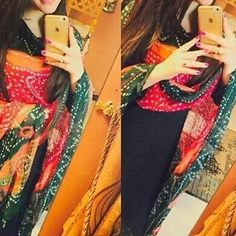 Pakistani Outfits, Indian Outfits, Cute Girl Pic, Cute Girls, Girl Pictures, Girl Photos, Simple Dresses, Nice Dresses, Cute Fashion