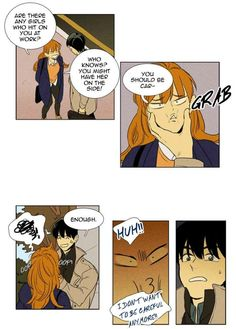 Cute Cheese In The Trap Webtoon, Manhwa, You At Work, Cartoon, Comics, Funny, Cute, Anime, Movie Posters