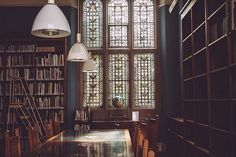 """Aislin) I walk into the library, annoyed that I already had to find books for an assignment. """"What kind of school assigns a test the first week?"""" I mutter, making the librarian shush me Harry Potter Aesthetic, The Secret History, Ravenclaw, Architecture, Light In The Dark, Places, Modern, Home, Romantic Vacations"""