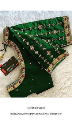 Blouse Back Neck Designs, Chudidhar Neck Designs, Netted Blouse Designs, Hand Work Blouse Design, Fancy Blouse Designs, Bridal Blouse Designs, Choli Designs, House Of Blouse, Hand Work Embroidery