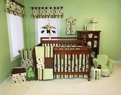 Most Popular Baby Room Themes Decorations: Great Green Baby Boy Room Themes Have Varnished Brown Baby Boy Nursery Small Green Baby Chair And Two White Wooden Windows Alos Large Carpet Baby Boy Nursery Themes, Baby Boy Rooms, Baby Room Decor, Baby Boy Nurseries, Baby Cribs, Nursery Ideas, Baby Bedroom, Room Baby, Peach Bedroom