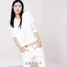 Esprit <3 black & white - enjoy the most beautiful contrasts of the season ...