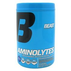 Beast Sports Nutrition Aminolytes #BlueRaspberry – 30 Servings #fitness #health #gym http://www.wellnessmedicineshop.com/product/beast-sports-nutrition-aminolytes-blue-raspberry-30-servings/