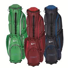 Nike® Golf Extreme Sport Golf Bag IV with Stand Style    6489-NGESB c20238fab124b