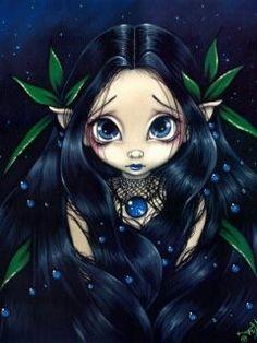Emo Fairie Dark Fairy