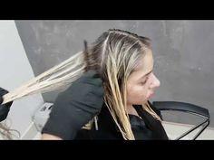APRENDA A SOMBREAR OU ESFUMAR A RAIZ E TONALIZAR UM CABELO MEGA LOIRO. - YouTube Fuzz, Hair Beauty, Youtube, Hair Styles, How To Make, Painting, Instagram, Hacks, Medium Blonde