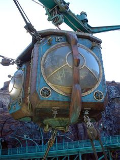 DisneySea, Tokyo - 20,000 Leagues Under the Sea - The Ride