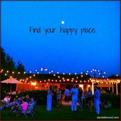 Find your happy place. daniellemund.com