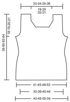 DROPS 69-27 - Modèles tricot gratuits de DROPS Design Knitting Patterns Free, Free Knitting, Free Pattern, Drops Design, Khaki Green, Green And Grey, Magazine Drops, Drop Top, Bind Off