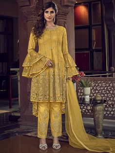 Trendy Top 5 Partywear Suits for Women – Indian Women Clothing Store