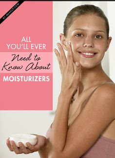 """Moisturizers are a girl's best friend. But, in the array of options to choose from, what do you look for and how do you know what's right for you? And once you find """"the one,"""" are you even using it properly? Here are some helpful hints for how to find the right moisturizer for you."""