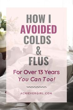 For over 15 years now, I haven't had a cold or flu. Who wants to be sick if they can avoid it? With Winter coming and the flu season starting, you have to be prepared to prevent sickness. Find out how I avoid colds and flus and how you can too. Healthy Tips, How To Stay Healthy, Healthy Eating, Feeling Sick, How Are You Feeling, Stomach Flu Remedies, Flu Food, Body Inflammation, Winter Coming