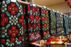 Mittens are a very important part of several Latvian traditions.