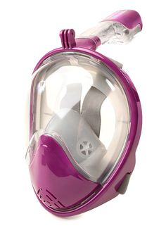 For snorkelers, this Full Face Snorkel Mask is one of the best investments. Say goodbye to jaw discomfort, difficulty breathing and water in your snorkel. Full Face Snorkel Mask, Life Under The Sea, Cool Technology, Snorkeling, Pontoon Boats, Nifty, Weird, Gadgets, Amazing
