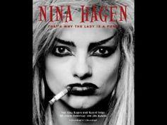 Nina Hagen Band- Unbeschreiblich weiblich - YouTube Party Playlist, Nina Hagen, Halloween Face Makeup, Band, Youtube, Sash, Bands, Youtubers, Youtube Movies