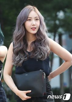 Sinb Gfriend, G Friend, South Korean Girls, Actresses, Long Hair Styles, Face, Beauty, Kpop, Fashion