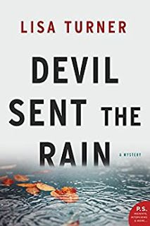 Devil Sent the Rain: A Mystery #amreading #books #Thriller  https://www.amazon.com/gp/product/B018E0SXHY/    Edgar Award nominee and bestselling author Lisa Turners hard-boiled Detective Billy Able returns in this dark Southern mystery about the murder of