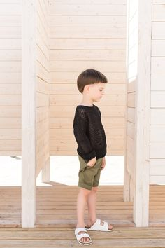 Paade Mode SS16 Collection: Vantage Point - Petit & Small