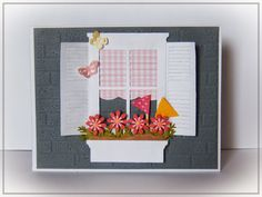 Curtain Call Inspiration Challenge: Wishing Well. Card by  guest designer Esther from Shoregirl's Creations. #curtaincall #curtaincallinspirationchallenge #wishingwell