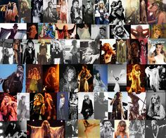 a jam-packed collection of Stevie photos featuring her many varied and beautiful outfits  ~ ☆♥❤♥☆ ~