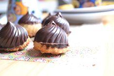 Petits biscuits chocolatés
