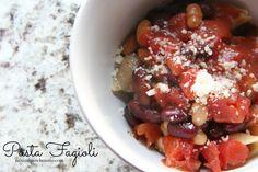 Mix and Match Mama: Dinner Tonight: Pasta Fagioli