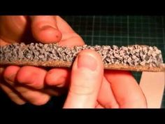 ▶ PS - Flames of war - How i make rough stonewalls - YouTube