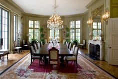 grand dining rooms - Google Search