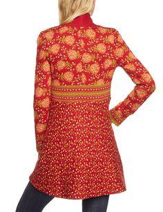Lana natural wear Damen Strickjacke Jolina lang: Amazon.de: Bekleidung, diese Farbe hat Jacke lucien